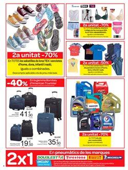 Ofertas de Maletas  en el folleto de Carrefour en Barcelona