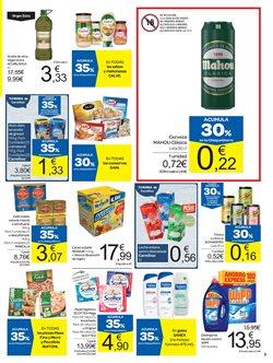 Ofertas de Cerveza  en el folleto de Carrefour en Ponferrada
