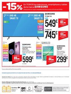 Ofertas de Tablet BQ  en el folleto de Carrefour en León