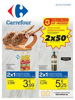 Ofertas de Aceite de oliva  en el folleto de Carrefour en Granada