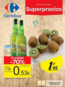 Ofertas de Carrefour  en el folleto de Oviedo