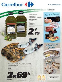 Ofertas de Carrefour  en el folleto de Camas