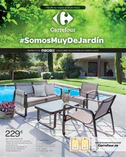 Ofertas de Jardín y bricolaje  en el folleto de Carrefour en Almería