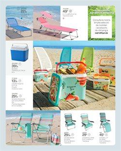 Ofertas de Nevera portátil  en el folleto de Carrefour en Badalona