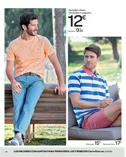 Ofertas de Camiseta hombre  en el folleto de Carrefour en Madrid