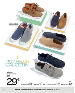 Ofertas de Calzado  en el folleto de Carrefour en Madrid