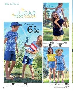 Ofertas de Short mujer  en el folleto de Carrefour en Oviedo