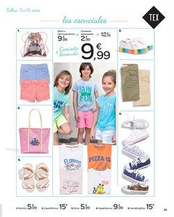 Ofertas de Zapatillas  en el folleto de Carrefour en Madrid