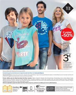Ofertas de Camiseta manga larga  en el folleto de Carrefour en Madrid