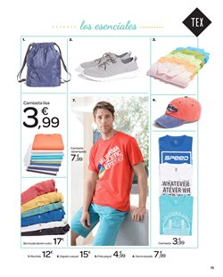 Ofertas de Manoletinas  en el folleto de Carrefour en Telde