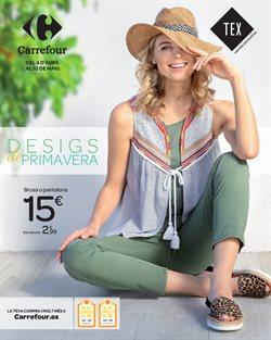 Ofertas de Ropa, zapatos y complementos  en el folleto de Carrefour en Girona