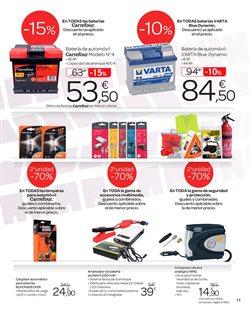 Ofertas de Compresor de aire  en el folleto de Carrefour en Telde