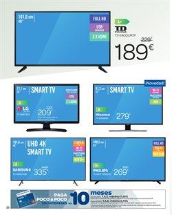 Ofertas de Televisores  en el folleto de Carrefour en Telde
