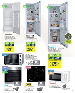 Ofertas de Orbegozo  en el folleto de Carrefour en Sevilla