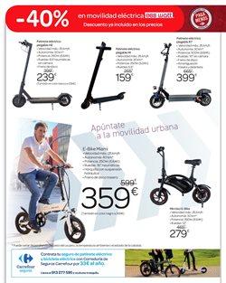 Ofertas de Deportes sobre ruedas  en el folleto de Carrefour en Alcalá de Guadaira