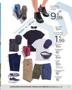 Ofertas de Gorra  en el folleto de Carrefour en Madrid