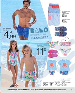 Ofertas de Bebé  en el folleto de Carrefour en Ecija