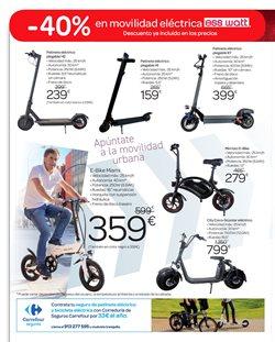 Ofertas de Deportes sobre ruedas  en el folleto de Carrefour en Sevilla