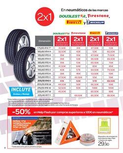 Ofertas de Recambios de coche  en el folleto de Carrefour en Ponferrada