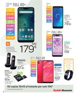Ofertas de Panasonic  en el folleto de Carrefour en Madrid