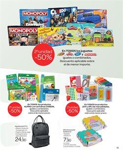 Ofertas de Mochila  en el folleto de Carrefour en Bilbao