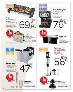 Ofertas de Taurus  en el folleto de Carrefour en Bilbao