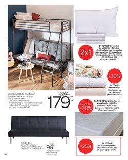 Ofertas de Sofás  en el folleto de Carrefour en Bilbao