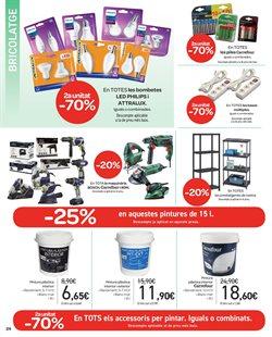 Ofertas de Pintura  en el folleto de Carrefour en Granollers