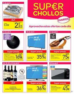 Ofertas de Microondas  en el folleto de Carrefour en Dos Hermanas