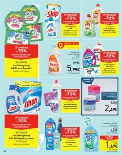 Ofertas de Detergente en cápsulas  en el folleto de Carrefour en Chiclana de la Frontera
