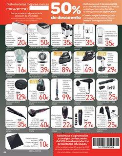 Ofertas de Plancha de vapor  en el folleto de Carrefour en Jerez de la Frontera