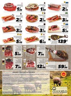 Ofertas de Paleta ibérica de cebo  en el folleto de Carrefour en Palencia