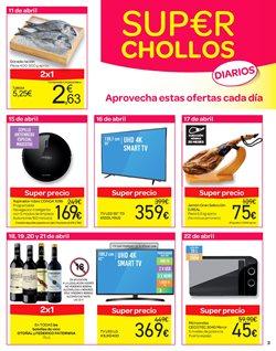 Ofertas de Microondas  en el folleto de Carrefour en Getafe