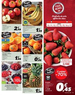 Ofertas de Manzanas  en el folleto de Carrefour en Madrid