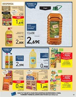 Ofertas de Aceite de oliva  en el folleto de Carrefour en Leganés