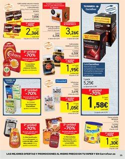 Ofertas de Marcilla  en el folleto de Carrefour en Alcalá de Henares