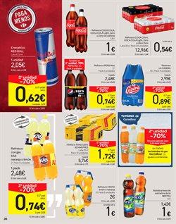 Ofertas de Refresco de cola  en el folleto de Carrefour en Madrid