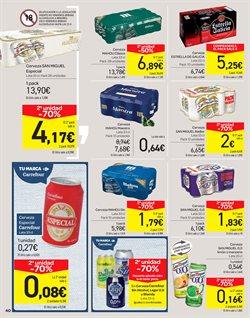 Ofertas de Mahou  en el folleto de Carrefour en Oviedo
