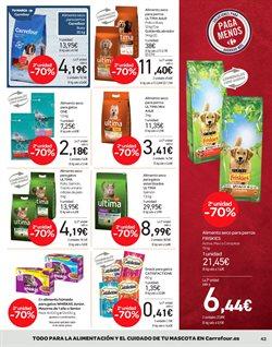 Ofertas de Animales  en el folleto de Carrefour en Boadilla del Monte