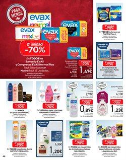 Ofertas de Gel  en el folleto de Carrefour en Majadahonda