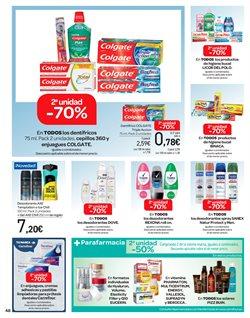 Ofertas de Desodorante  en el folleto de Carrefour en Madrid