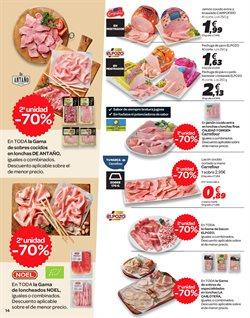 Ofertas de Jamón cocido  en el folleto de Carrefour en Telde
