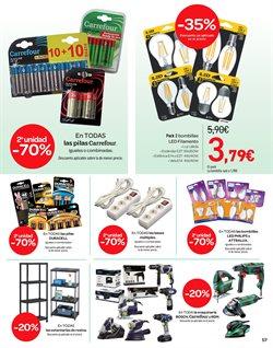 Ofertas de Jardín  en el folleto de Carrefour en Telde