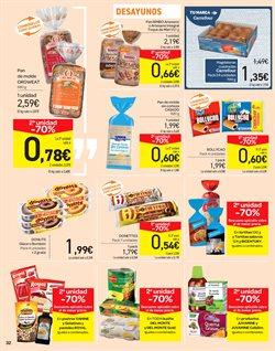 Ofertas de Pan  en el folleto de Carrefour en Málaga