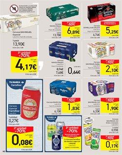 Ofertas de Estrella Galicia  en el folleto de Carrefour en Estepona