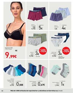 9f1161128d Ofertas de Ropa interior masculina en el folleto de Carrefour en Bilbao