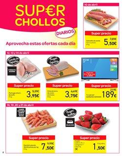 Ofertas de Carrefour  en el folleto de Granada