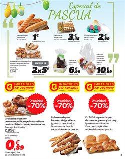 Ofertas de Bizcocho  en el folleto de Carrefour en Mijas
