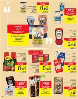 Ofertas de Salsas  en el folleto de Carrefour en Granada