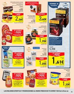 Ofertas de Nesquik  en el folleto de Carrefour en Granada